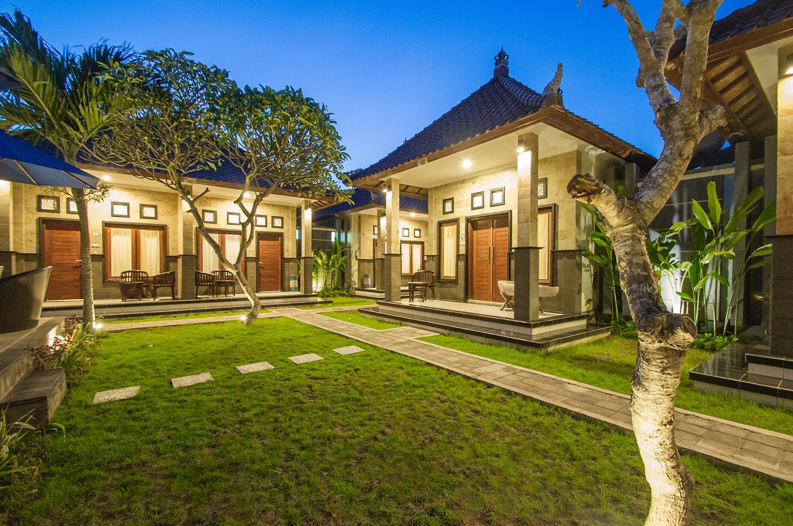 Lembongan Boutique Resort By Trm Modern Chic Hotel At
